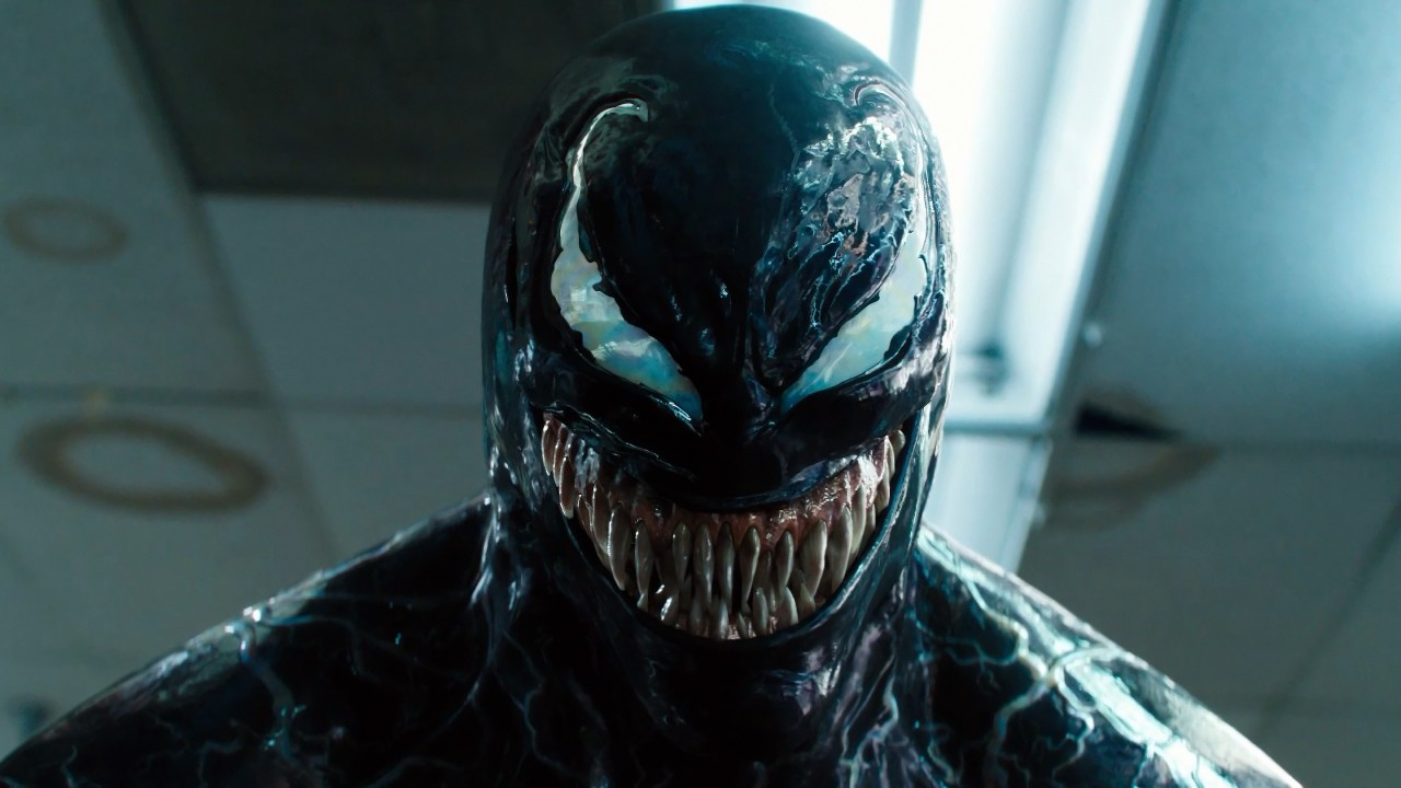 Wallpaper Venom, Tom Hardy, 4K, Movies #19992