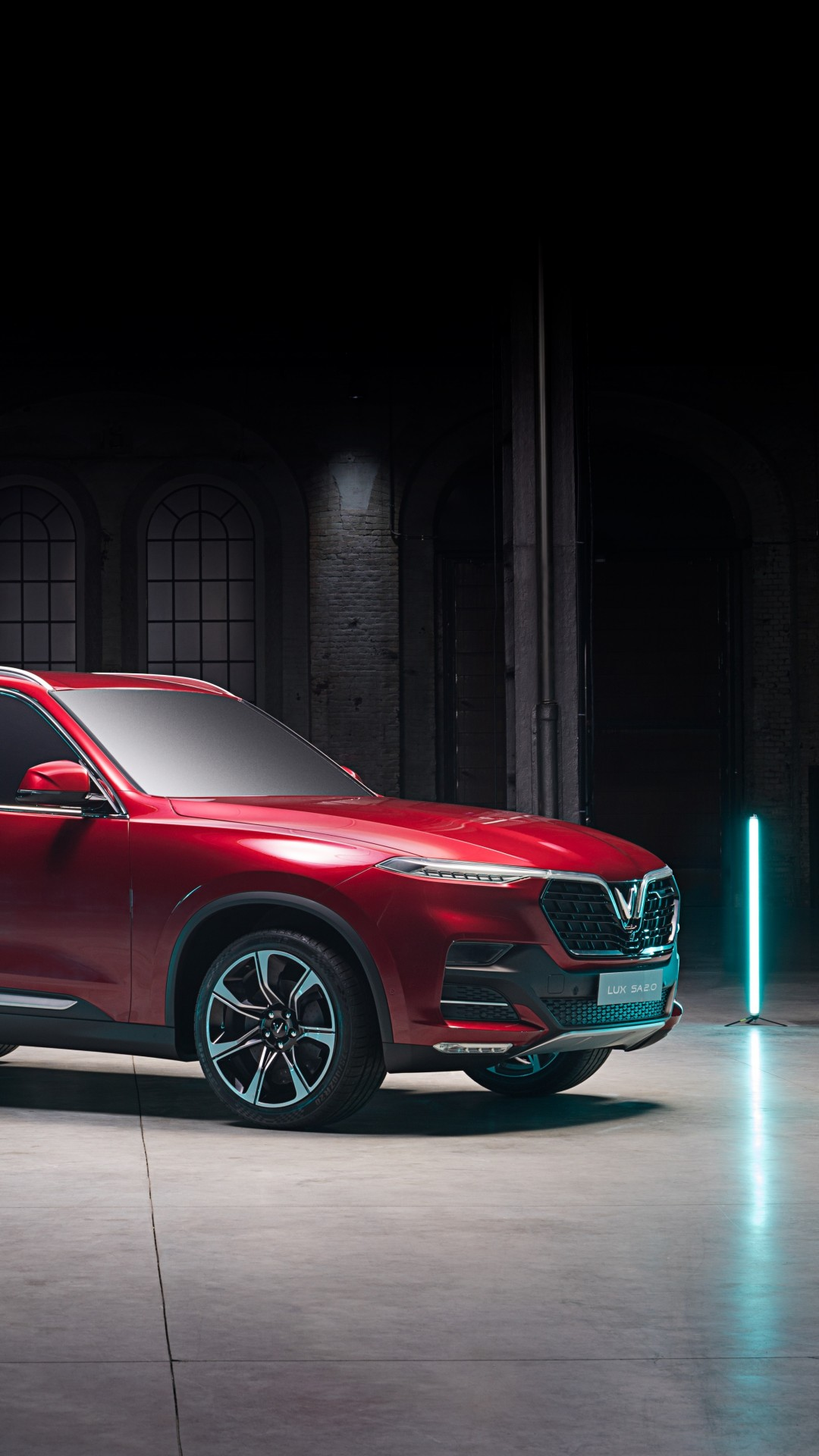 What Is A Crossover Suv >> Wallpaper VinFast LUX A2.0, SUV, 2019 Cars, 5K, Cars & Bikes #20544