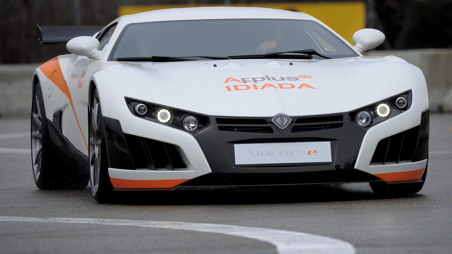 Luxury Sports Cars >> Wallpaper Volar-E, electric cars, hybrid, supercar, sports ...