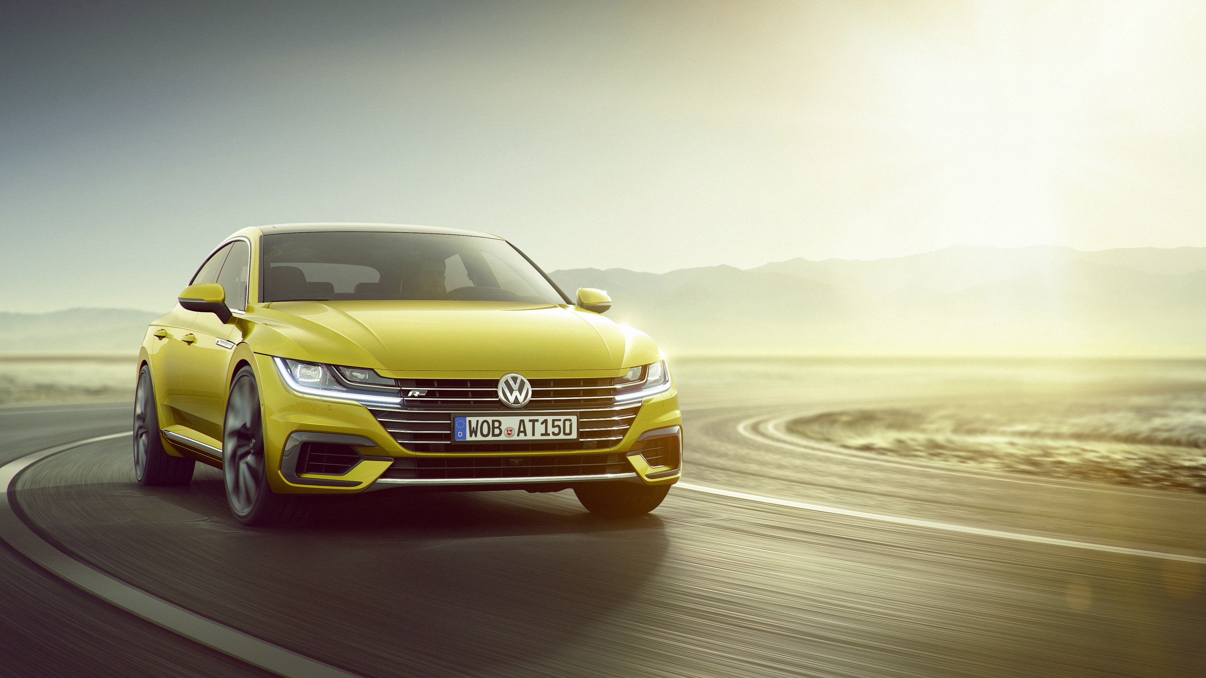 Wallpaper volkswagen arteon r line 2018 cars 4k cars for Wallpaper home line