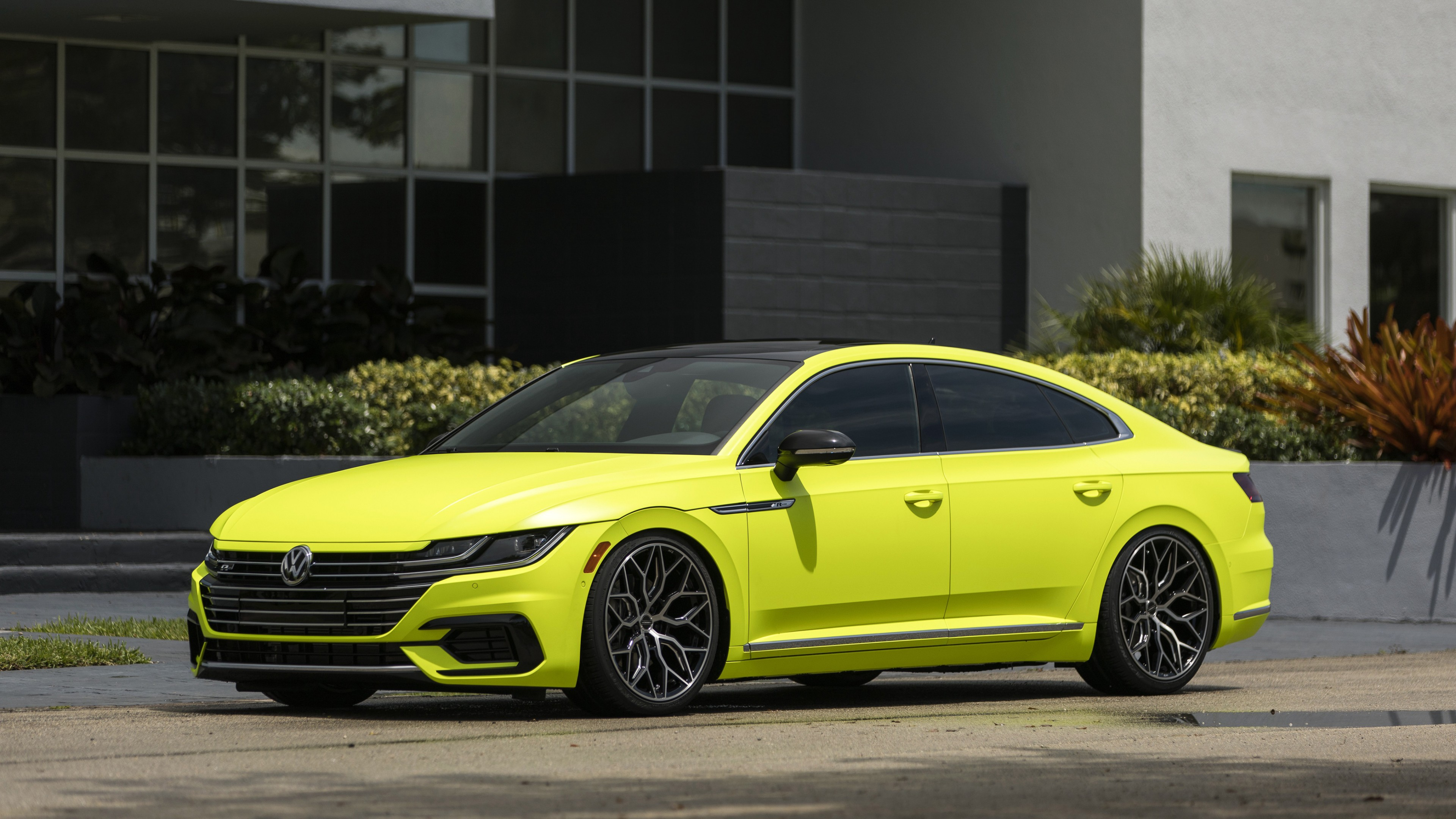 wallpaper volkswagen arteon r line 2019 cars 4k cars. Black Bedroom Furniture Sets. Home Design Ideas