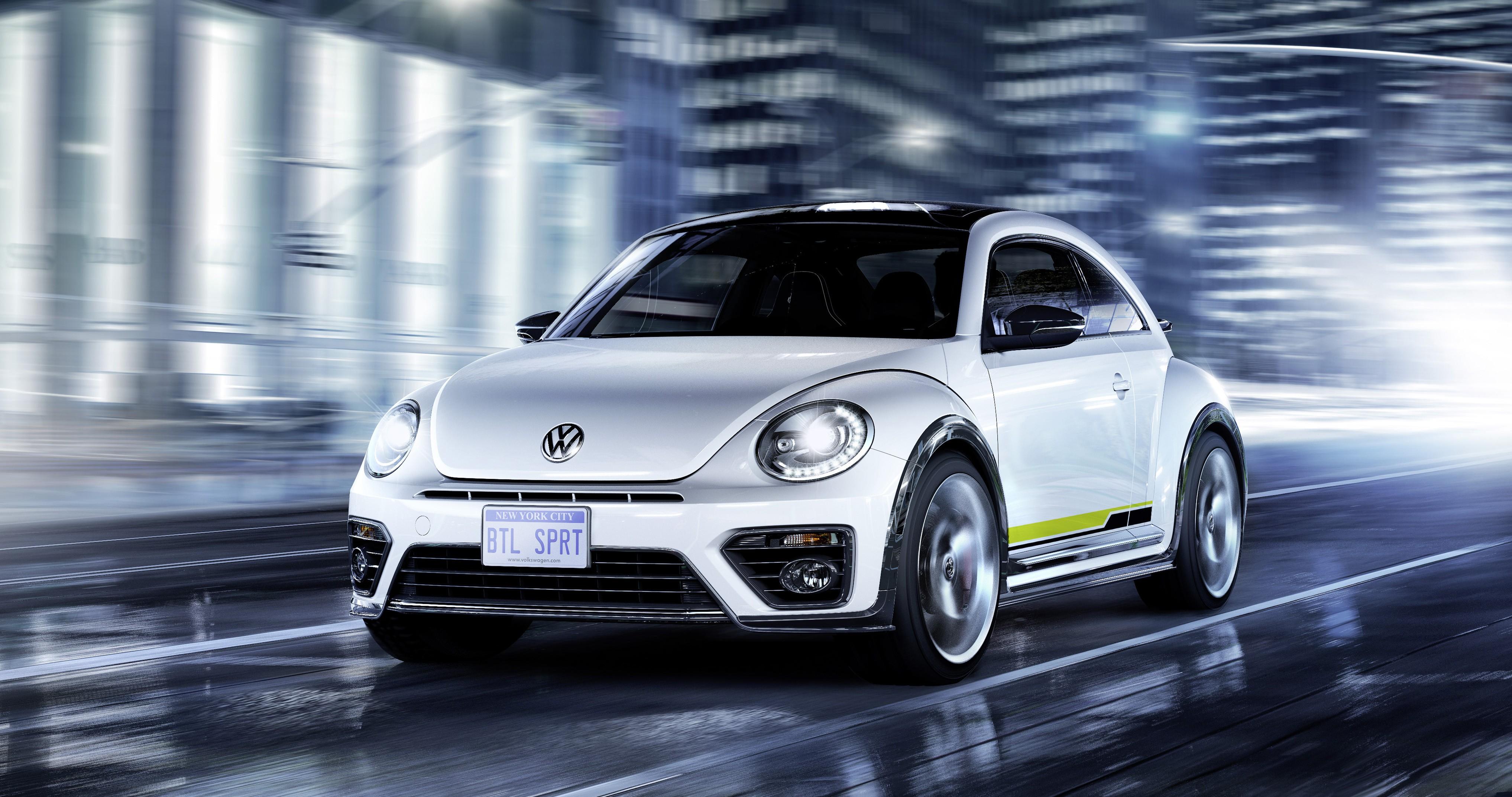 Wallpaper Volkswagen Beetle  R