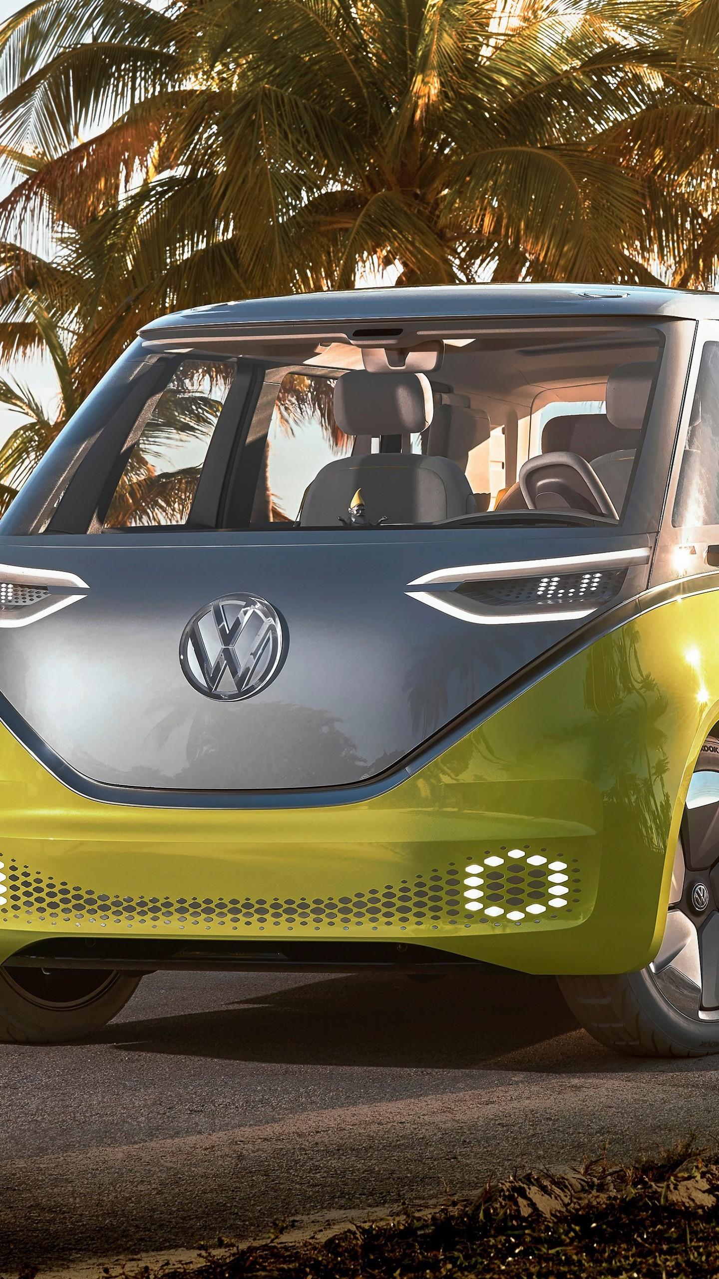 Wallpaper Volkswagen ID Buzz, 2021 Cars, electric car, 4K ...