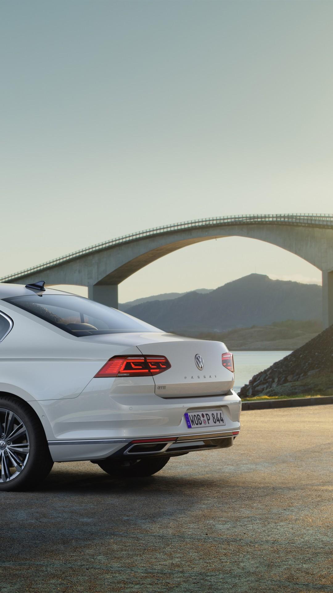 Wallpaper Volkswagen Passat GTE, 2020 Cars, 5K, Cars