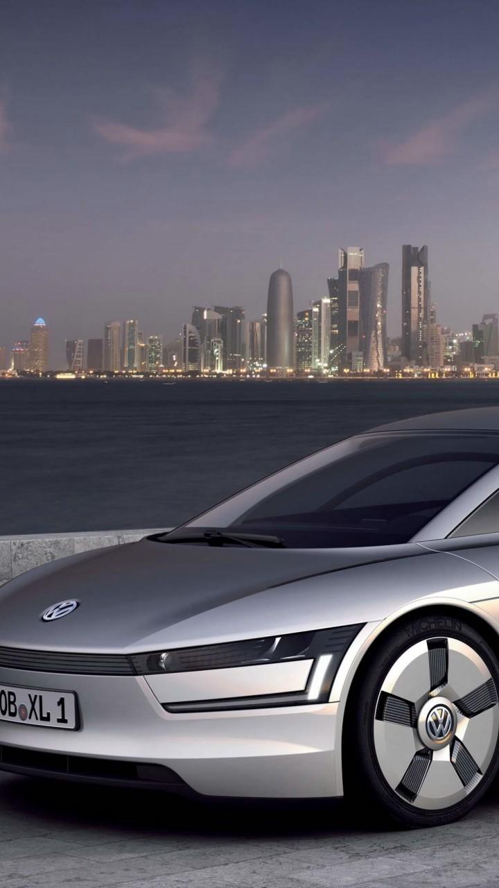 Wallpaper Volkswagen XL1, electric cars, Volkswagen ...