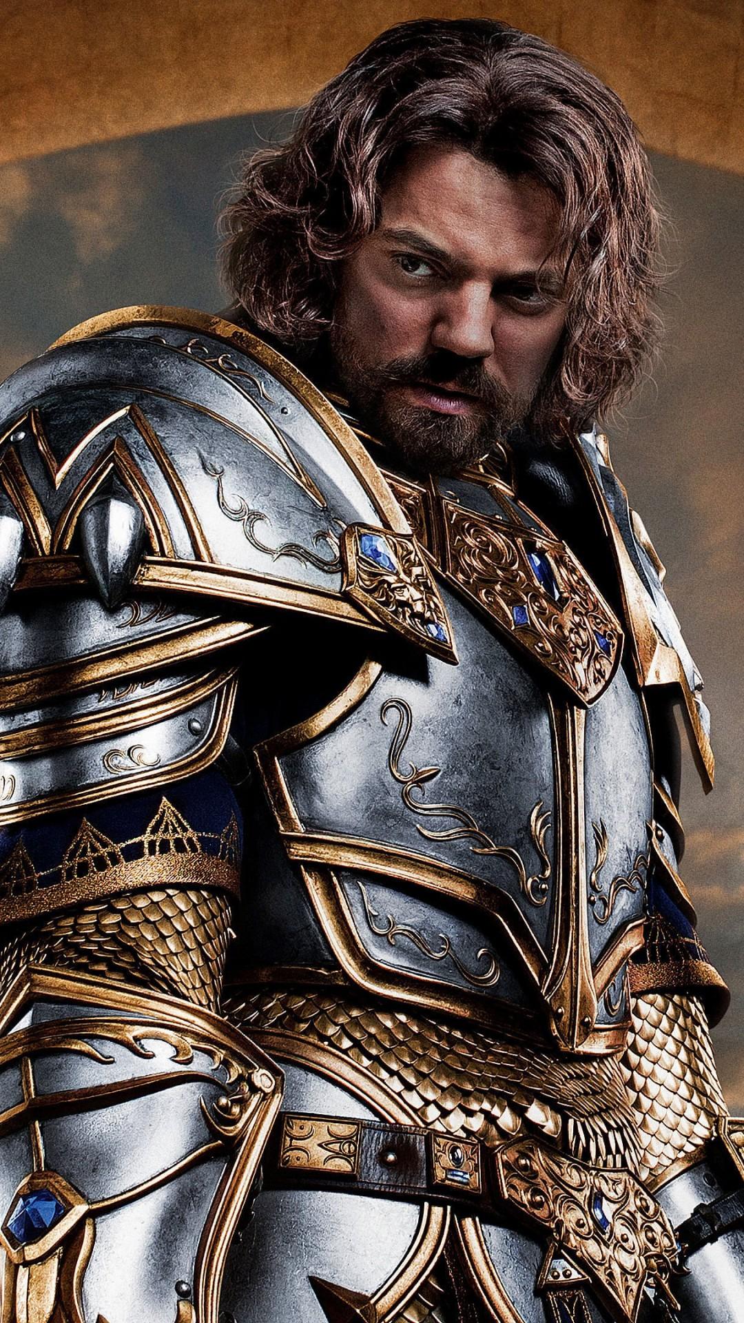 Wallpaper Warcraft, Dominic Cooper, King Llane Wrynn, Best ...