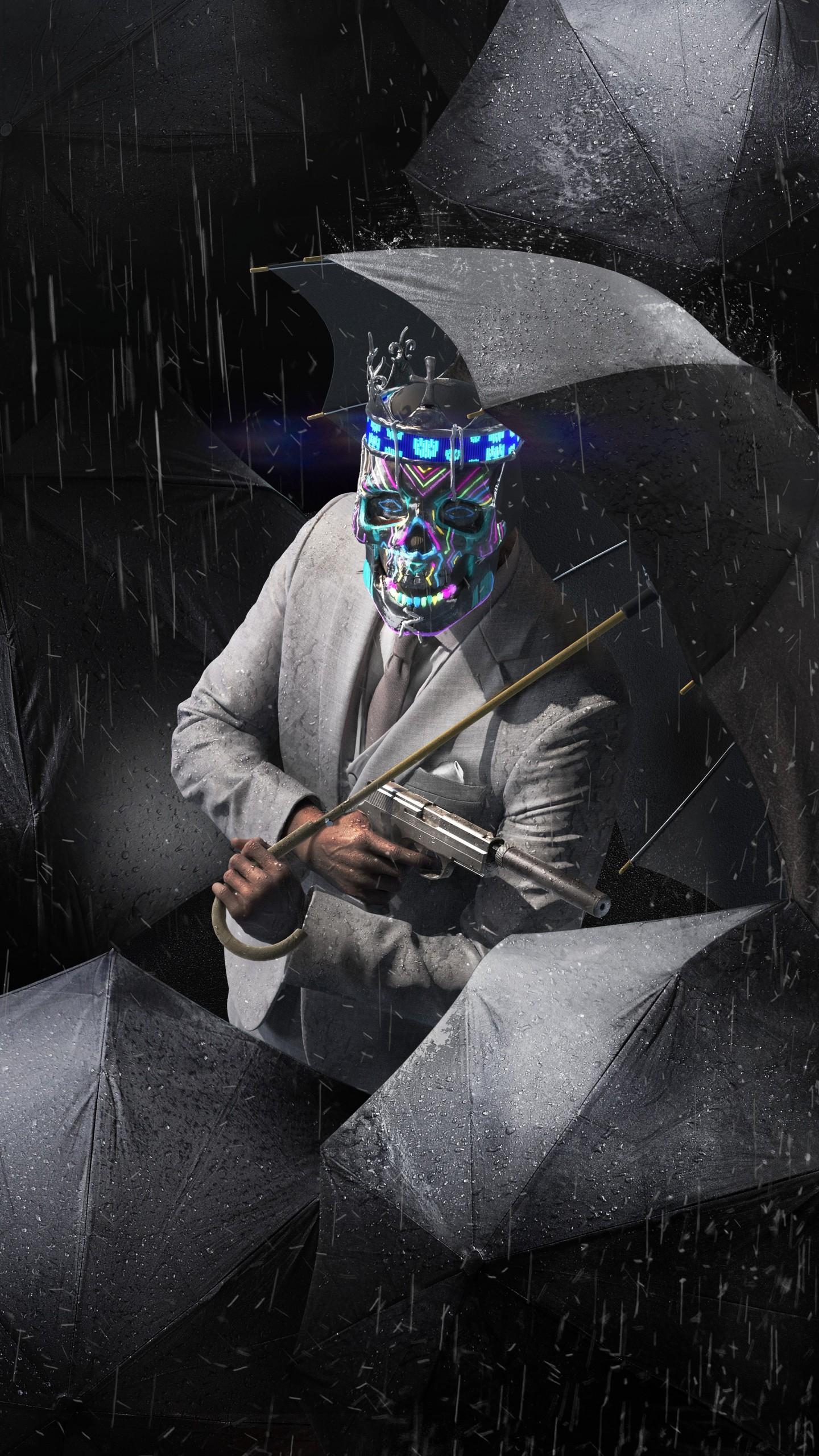Wallpaper Watch Dogs: Legion, E3 2019, poster, 5K, Games ...