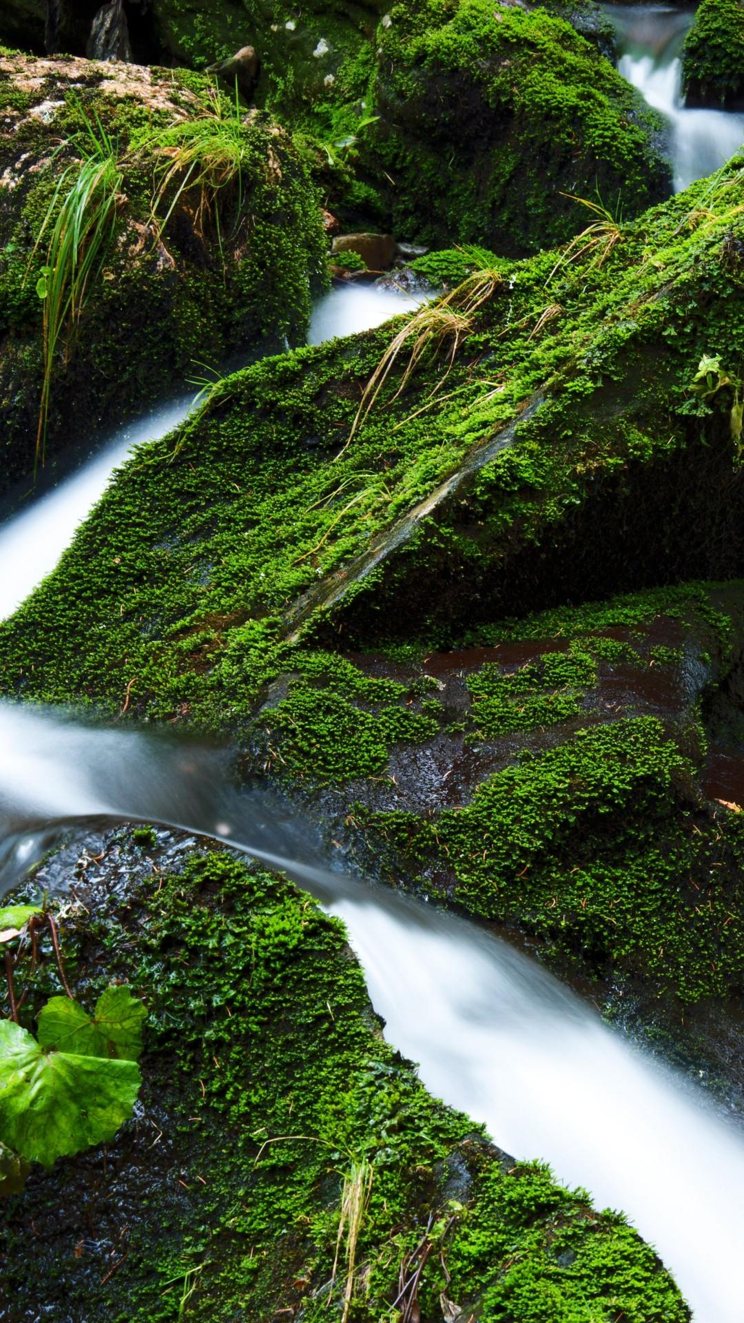 Wallpaper Waterfall, Ireland, 5K, Nature #19246