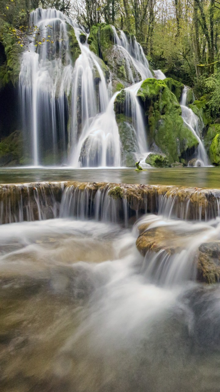 Wallpaper Waterfall Europe 4k Nature 19252