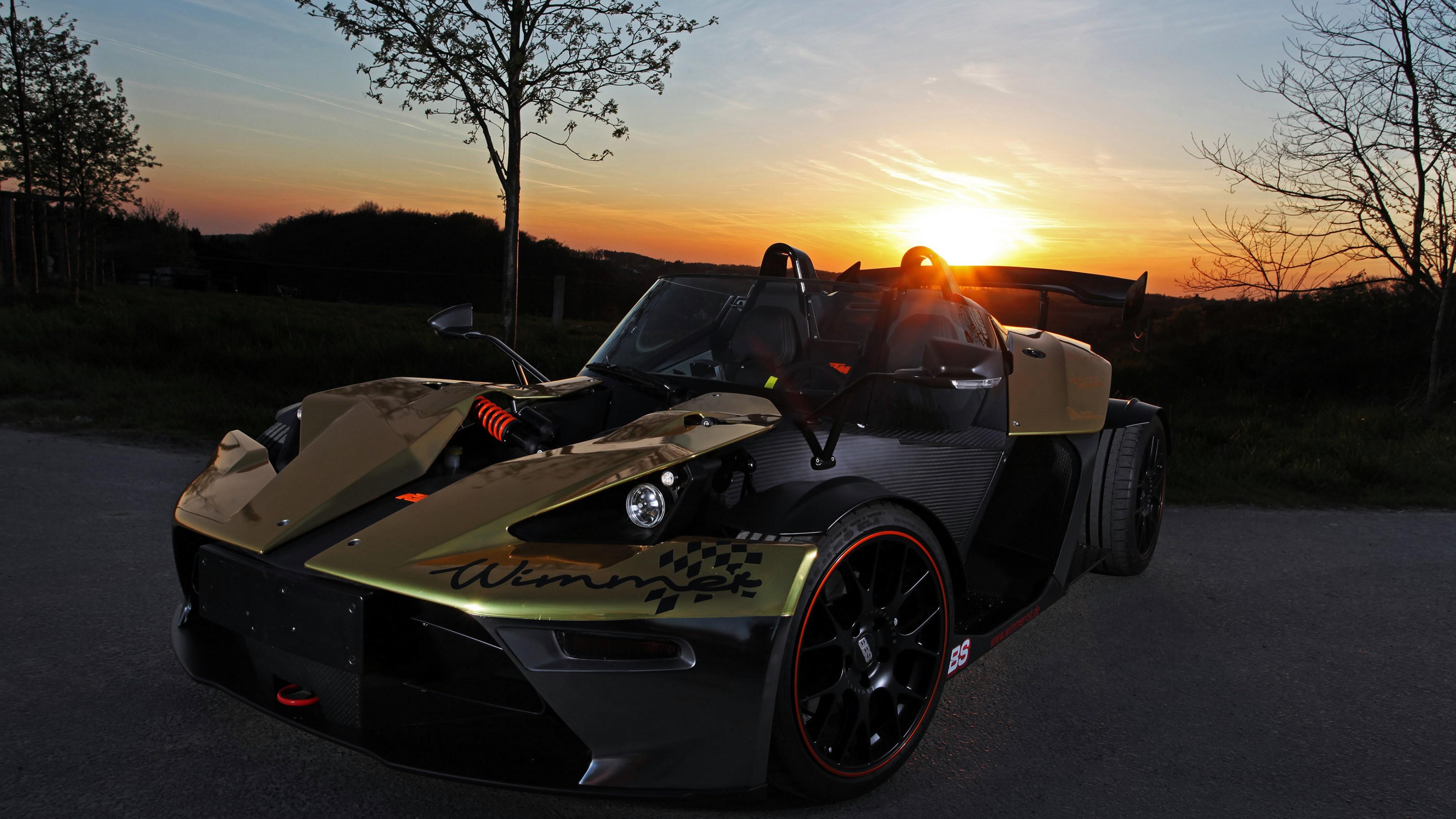 Wallpaper Wimmer Rs Ktm X Bow Gt Dubai Sport Car Black Cars