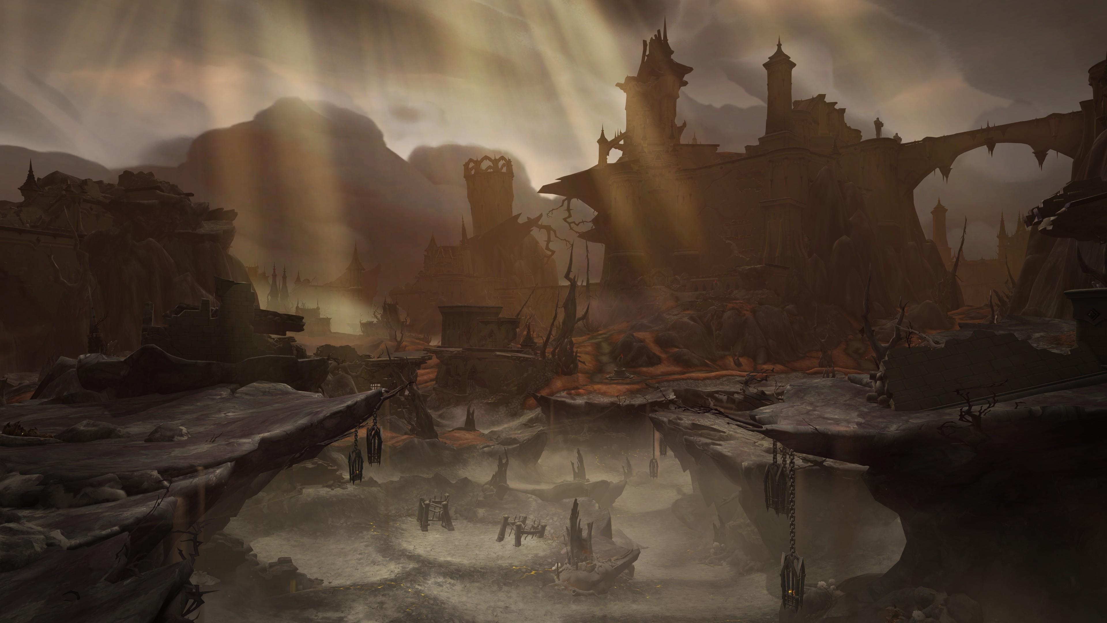 Wallpaper World of Warcraft: Shadowlands, screenshot, 4K ...
