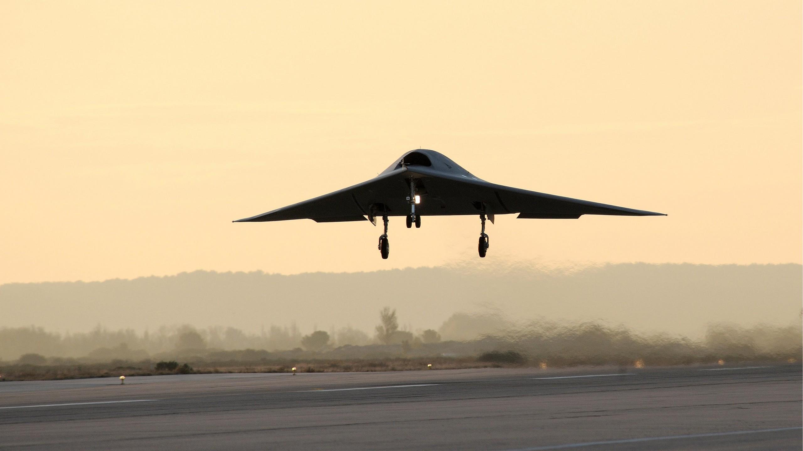 Best Dji Drone >> Wallpaper X-47B, drone, UCAS-D, Pegasus, USA Army, landing ...