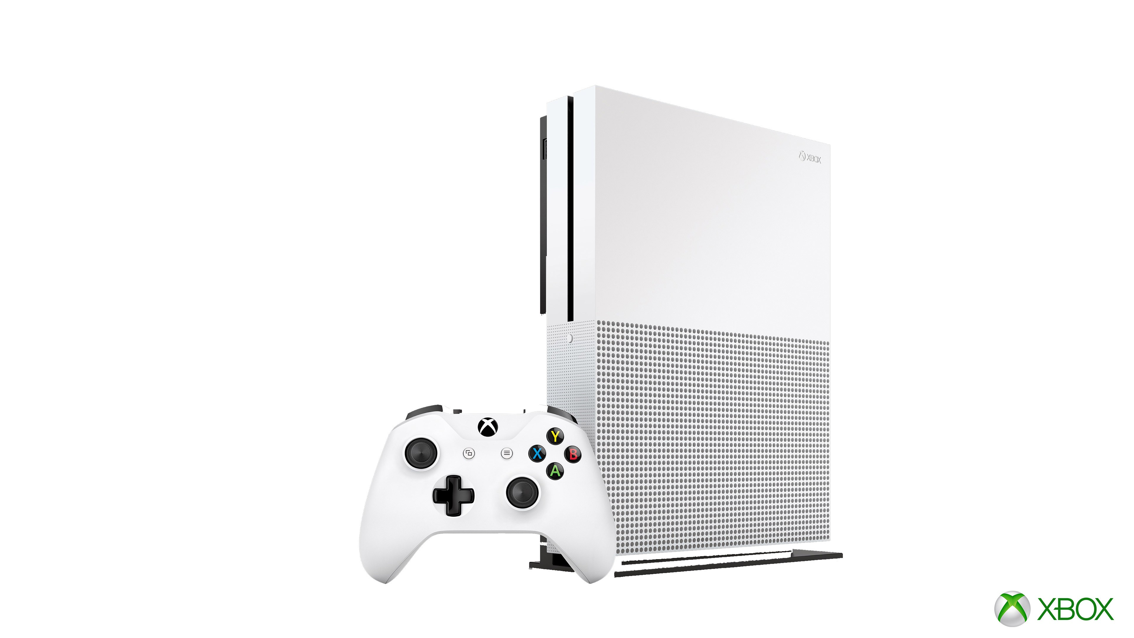 Wallpaper Xbox One S, white, Hi-Tech #11176