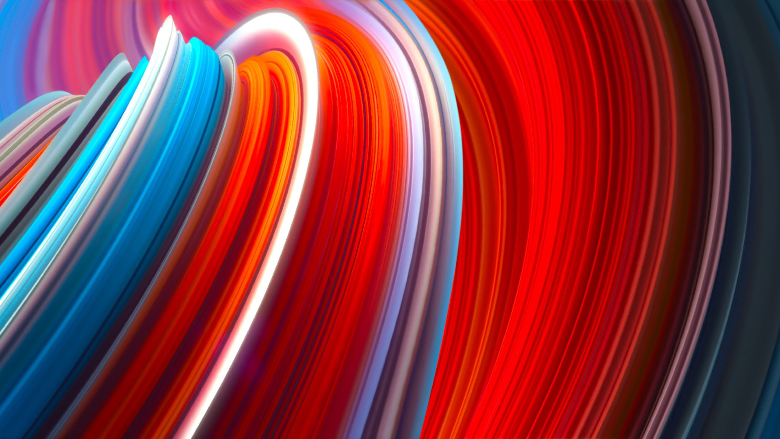 Wallpaper Xiaomi Mi Mix 3 Abstract Colorful Os 20775