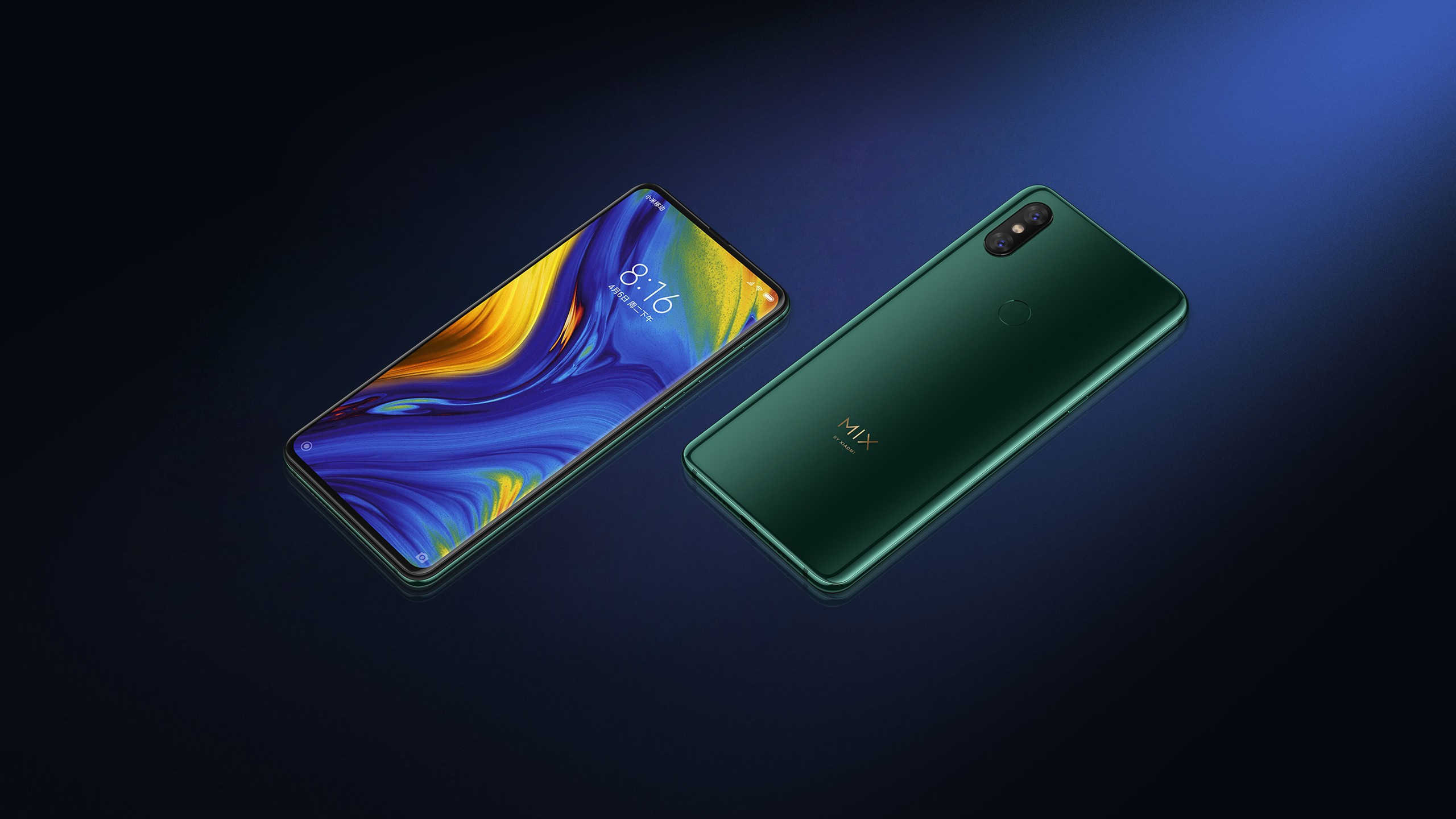 Xiaomi Wallpapers Hd: Wallpaper Xiaomi Mi Mix 3, HD, Hi-Tech #20760