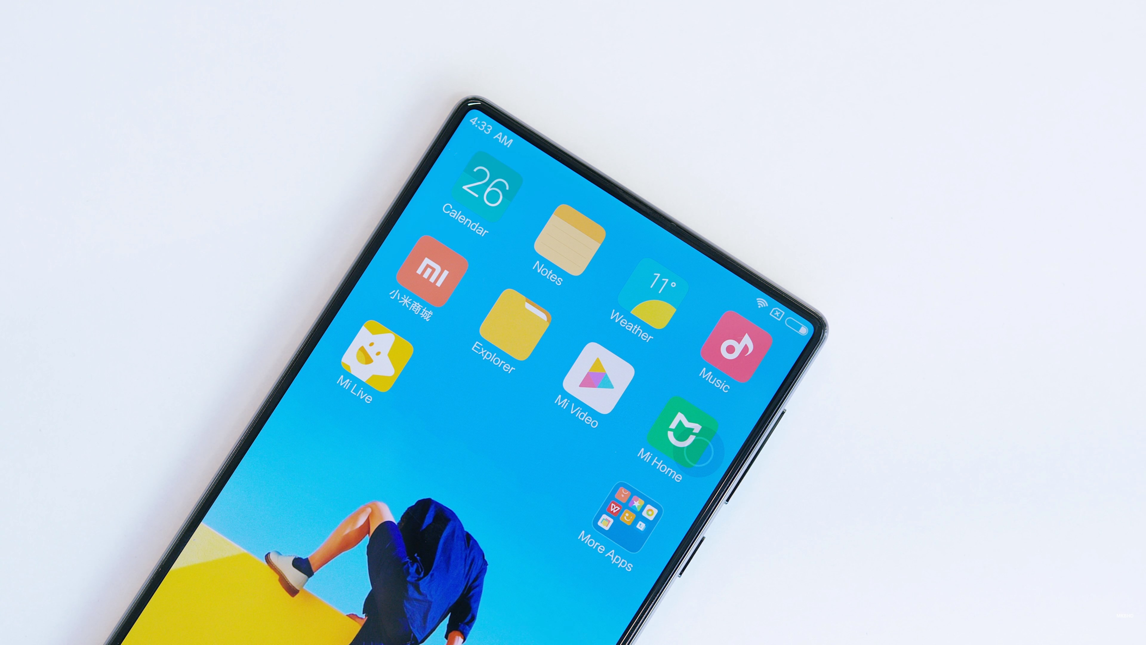 Xiaomi Mix Wallpaper: Wallpaper Xiaomi Mi MIX, Review, Best Smartphones, Hi-Tech