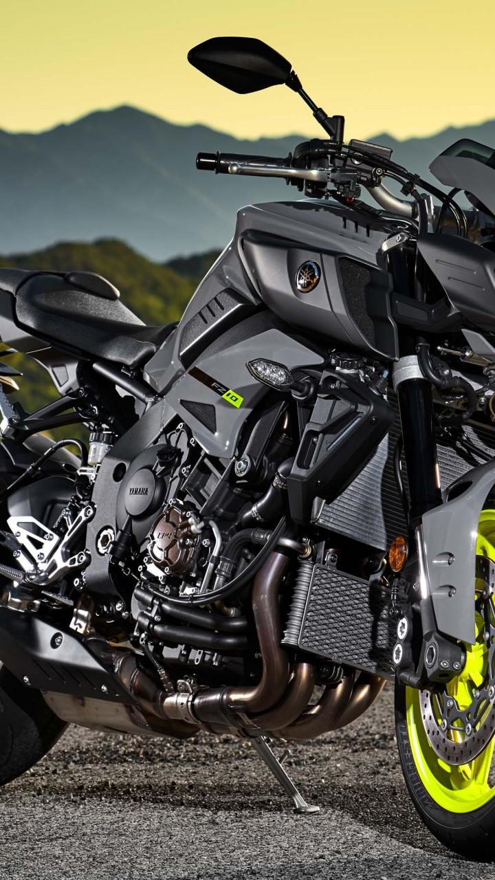 Wallpaper Yamaha Fz 10 Sportbike Best Bikes Cars