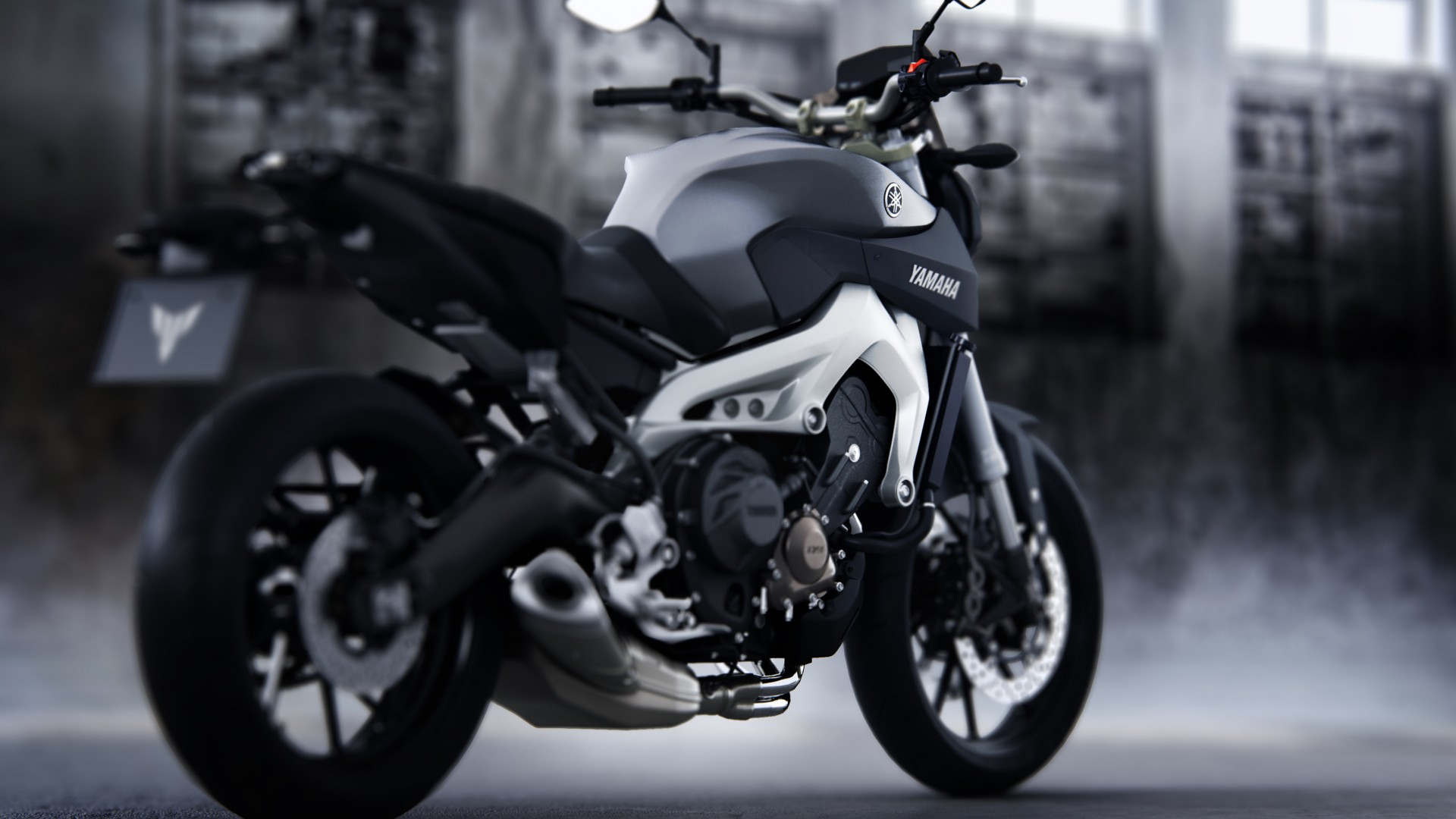 Wallpaper Yamaha MT-09, Streetfighter, motorcycle, racing ...