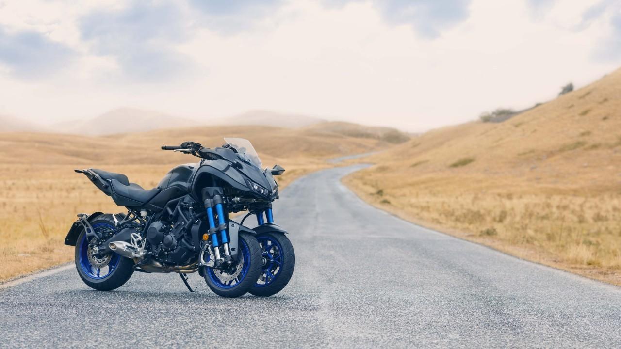Wallpaper Yamaha Niken 2018 Bikes 4k Cars Amp Bikes